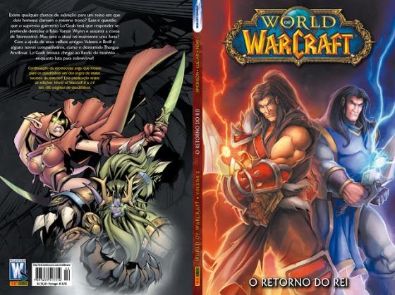 WORLD OF WARCRAFT VOL2_O RETORNO DO REI